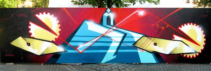 6th 2012 // Taktraum Festival