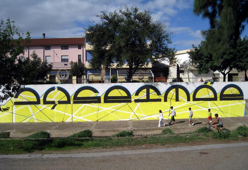 IL FIUME DEL WRITERS, Sardegna